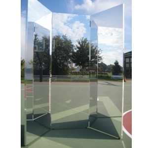Folding Glassless Mirror Lite Glassless Mirrors